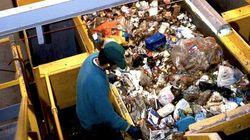 ¿Dónde va la basura de los hogares con