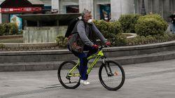 ¿Me pueden multar por ir en bicicleta durante el estado de