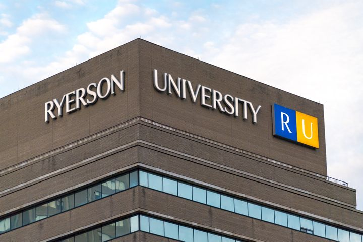 Ryerson University.