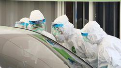 일본 의사가 한국의 드라이브 스루 검역 비판을