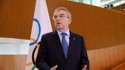 「五輪開催時期の最終判断は時期尚早」 IOC会長がアスリートたちに宛てた「手紙」を公表
