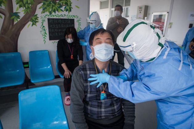 中国の病院(資料写真)