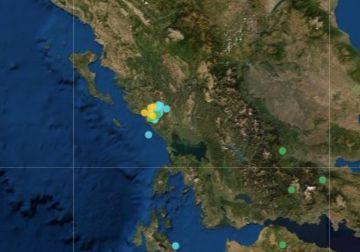 Σεισμός 4 Ρίχτερ ξανά ανοιχτά της