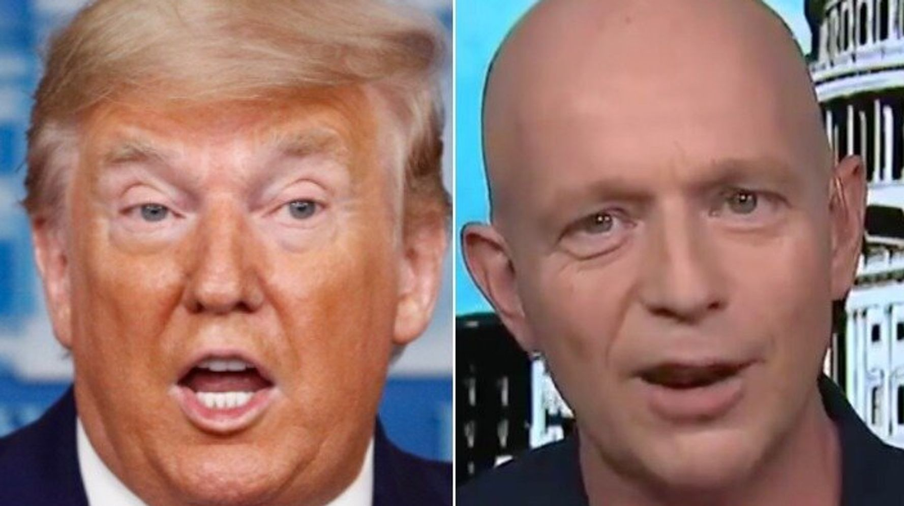 Trump Repeats Latest Bonkers Fox News Coronavirus Claims In Midnight Rant