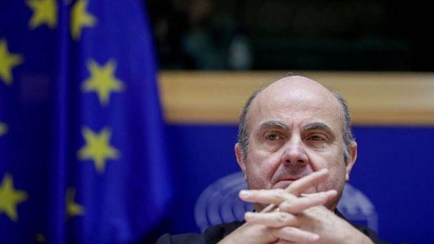 El vicepresidente del Banco Central Europeo (BCE), Luis de
