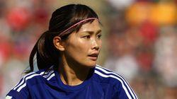 聖火ランナーの辞退を表明。第一走者のなでしこジャパン・川澄奈穂美さん