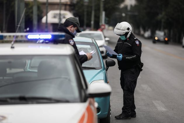 Η απαγόρευση κυκλοφορίας μόλις άρχισε – Το «στοίχημα» και τα επόμενα