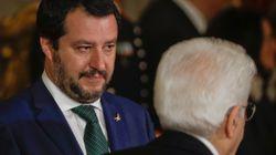 Telefonata tra Salvini e Mattarella. Il leader della Lega: