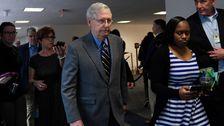 Coronavirus Rettung Spricht Churn Spät In der Nacht Nach Dems Ablehnen GOP-Bailout Bill