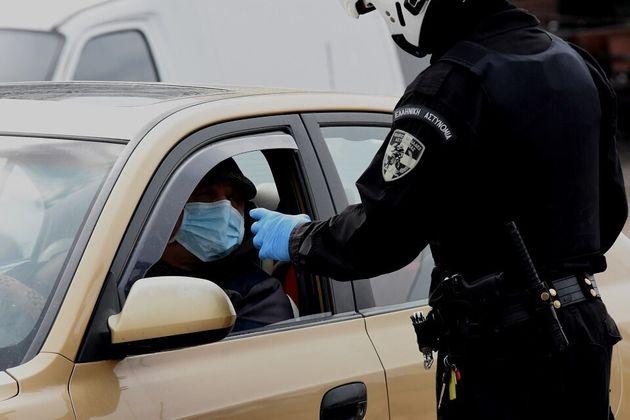 Στο Δρομοκαΐτειο ο 26χρονος που έφτυσε αστυνομικούς στη