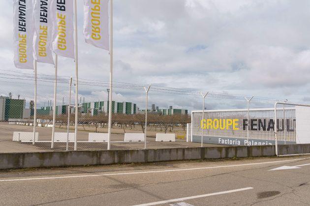 Renault presenta un ERTE para sus 11.649 empleados por el