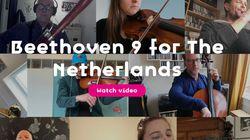 Φιλαρμονική Ορχήστρα του Ρότερνταμ: Η Ωδή στη Χαρά από εμάς για
