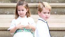 Ο πρίγκιπας Τζορτζ Κάνει στην Κέιτ Μίντλετον Το πιο Χαριτωμένο Κάρτα Ημέρα της Μητέρας