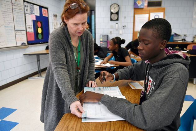 Black And Minority Students Could Lose Out If Grades Are Based On Predicted