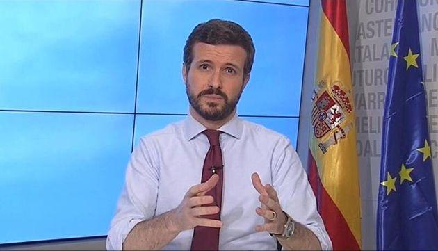 Casado respalda el cierre en Murcia ya que ve preferible