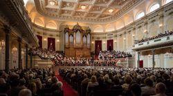 Μέγαρο Μουσικής: Από τις μεγάλες αίθουσες συναυλιών της Ευρώπης live στο