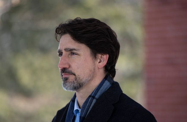 Justin Trudeau (Justin Tang/La Presse