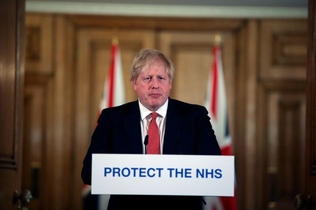 Prime minister Boris Johnson is in an intensive care unit at St Thomas'