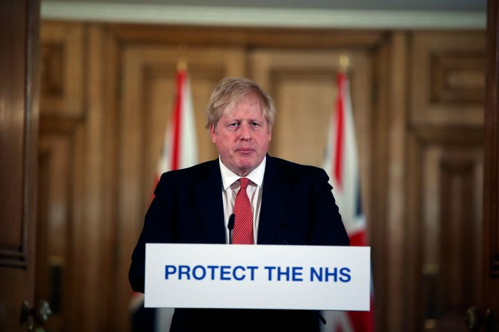 <strong>Prime minister Boris Johnson is in an intensive care unit at St Thomas' Hospital&nbsp;</strong>