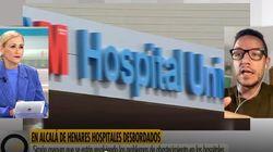 Un enfermero desmonta en directo a Cristina Cifuentes: el momento se ha visto ya miles de