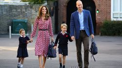 Prince William And Kate Middleton Will Be Home-Schooling Their Kids,