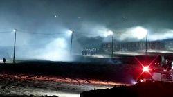 Βίντεο-ντοκουμέντο: Ξεπέρασαν τον εαυτό τους οι Τούρκοι – «Βροχή» χημικών στον