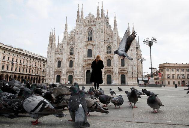 Ψήγματα ελπίδας στην Ιταλία: Μείωση κρουσμάτων και νεκρών για δεύτερη συνεχή