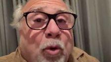 Danny DeVito Wirklich Möchte, Dass Sie Drinnen Bleiben, Während Der Corona-Virus-Ausbruch