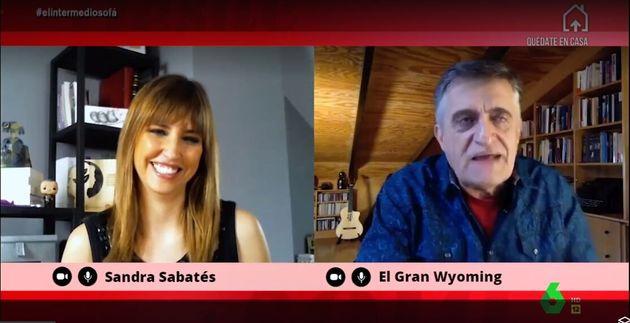 Sandra Sabatés y el Gran