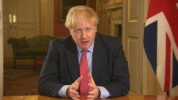Boris Johnson ordena el confinamiento de Reino Unido durante tres