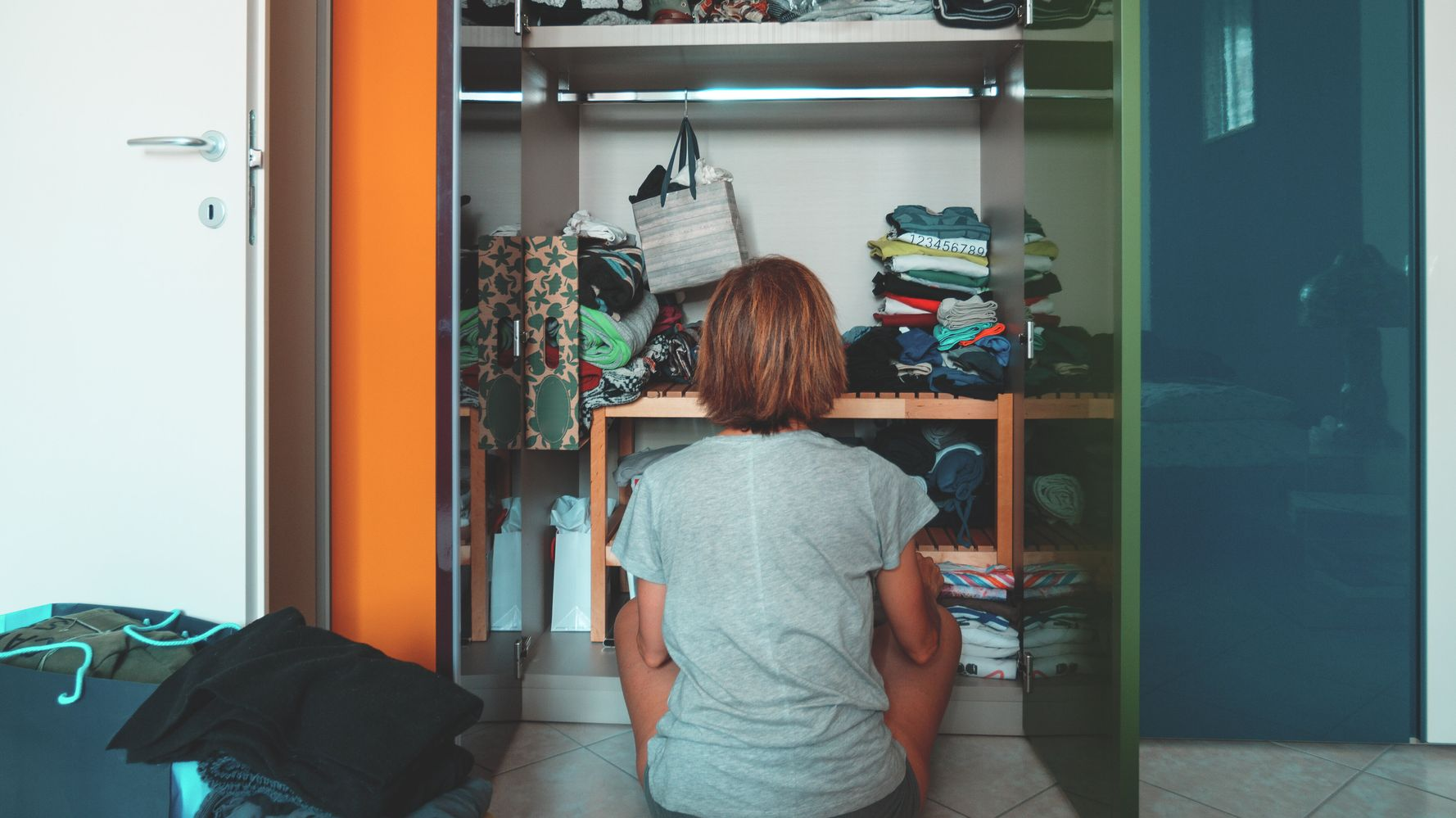 Why Cleaning And Organizing Is So Therapeutic When We're Stressed