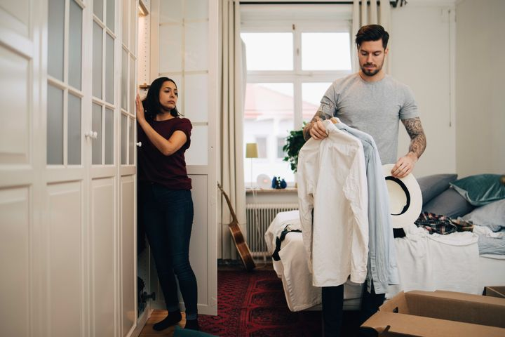 If you're cleaning to avoid internal discomfort such as worry or sadness, these feelings will only be temporarily relieved by your tidying rituals.