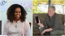 Η μισέλ Ομπάμα Συμπληρώνει Ellen DeGeneres της Οικογένειας Της Αυτο-Απομόνωση Ρουτίνα