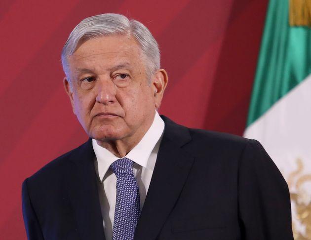 안드레스 마누엘 로페스 오브라도르 멕시코