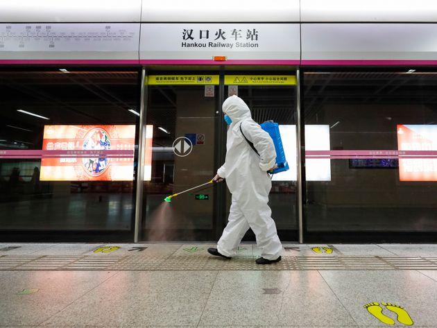 À Wuhan, sept nouveaux décès ont été enregistrés, ont annoncé...