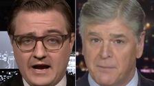 Chris Hayes Macht Fox News' Alarmierende Berichterstattung Über Coronavirus
