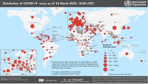 Κορονοϊός: Περισσότερα από 400.000 κρούσματα