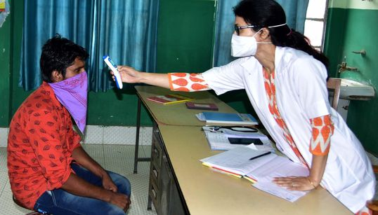 Docs In Govt Hospitals Say They're 'Grossly Unequipped' To Treat Coronavirus