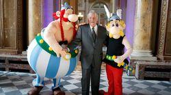 Albert Uderzo, uno de los padres de Astérix y Obélix, muere a los 92