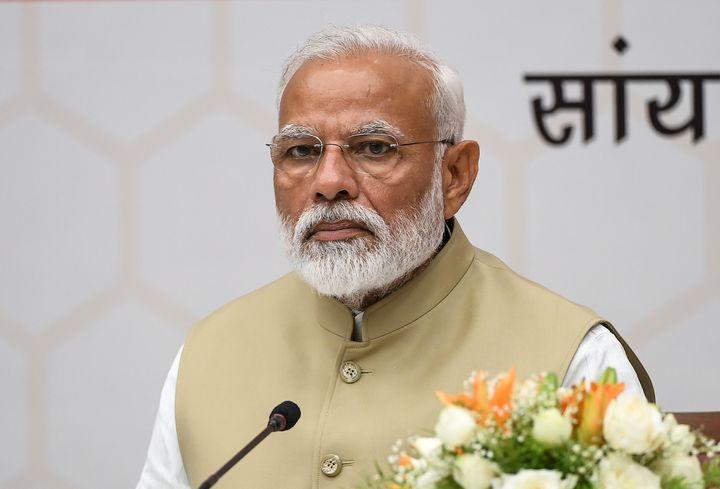 File image of Prime Minister Narendra Modi.