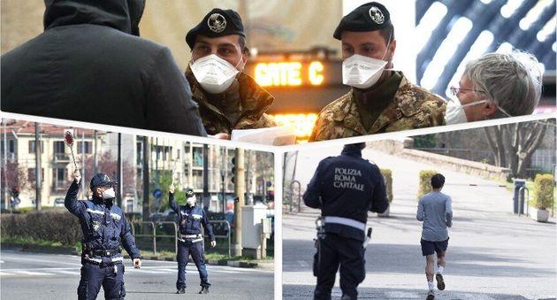 Decreto Lockdown Italia Si Allenta La Museruola Alle Regioni L Huffpost