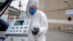 España registra su peor dato con 832 muertos por coronavirus en las últimas 24