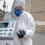 Madrid baja tanto el número de muertes en 24 horas como los infectados por