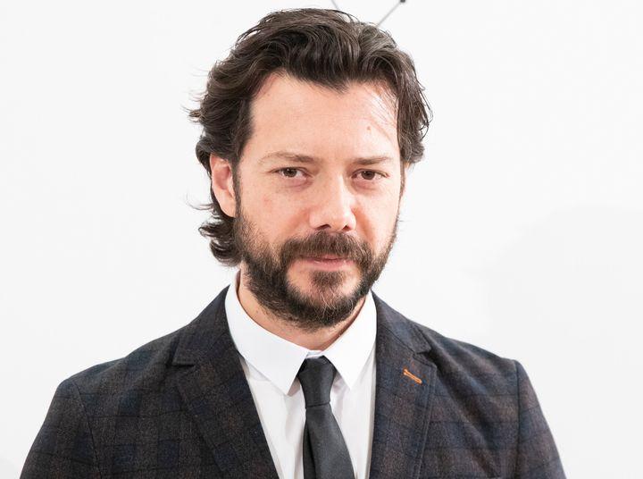 Álvaro Morte, protagonista de 'La casa de papel'.