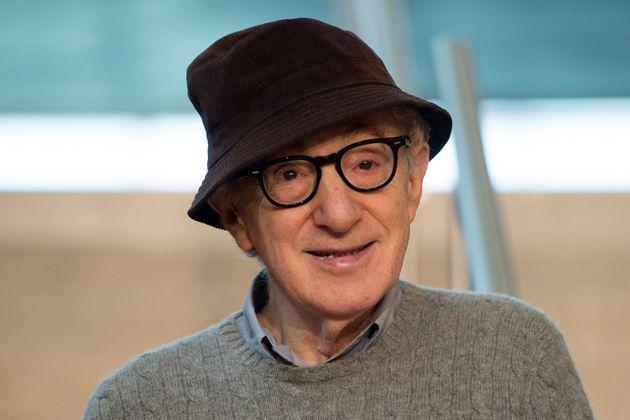 Woody Allen, en San Sebastián el 9 de julio de