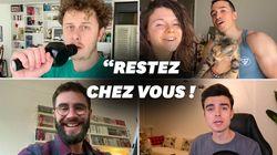 #Restezchezvous: Norman, Cyprien et 80 youtubeurs appellent à respecter le