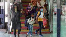 Indiens Premierminister Dekrete 21-Tages-Lockdown