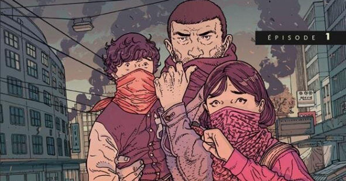"""BLOG - """"La Chute"""", la bande dessinée prophétique qui annonçait le COVID-19"""