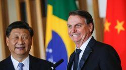 Em telefonema a Xi Jinping, Bolsonaro tenta desfazer crise criada por