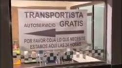 El dueño del restaurante famoso por su gesto en la cuarentena: